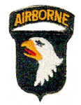 Insignia of the 101st Airborne