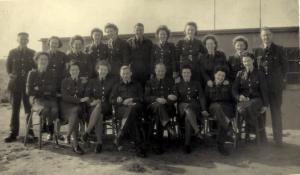 RAF Signals Culmhead Oct 1944 Olive Gladys Eveleigh