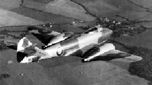 RAF Meteor