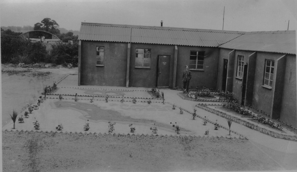 RAF Exeter 4 1942