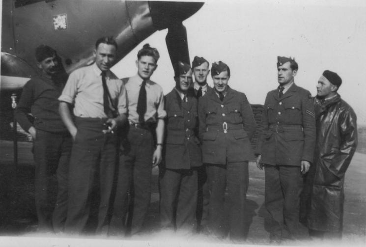 RAF Exeter 6